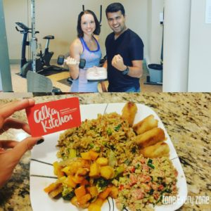 Eat healthy: A great vegetarian meal from Alka Kitchen