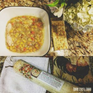 Eat healthy: Chowder Lovers Chowder soup from Simply Delish Soups and Salads